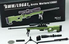 BattleField 1:6 Scale AWP L96A1 AWM Full Metal Sniper Rifle GREEN Modern Warfare