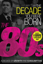 Clearance - 1980s - The DECADE YOU WERE BORN IN / New DVD
