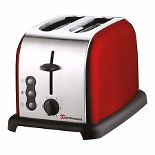 SQ PRO DAINTE LEGACY  MULTIFUNCTION  TOASTER, RUBY---RED