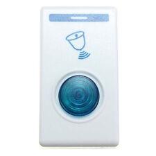 Door Bell 32 Songs Wireless Receiver Remote Control Waterproof Doorbell White