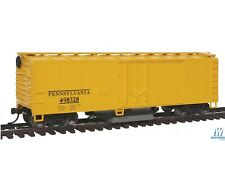 Pennsylvania Track Cleaning Car HO - Walthers Trainline #931-1483