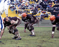 JIM BROWN CLEVELAND BROWNS Photo Picture Football Vintage NFL Print in 8x10 (#7)