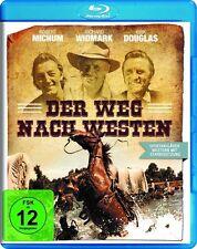 DER WEG NACH WESTEN (Kirk Douglas, Robert Mitchum) Blu-ray Disc NEU+OVP