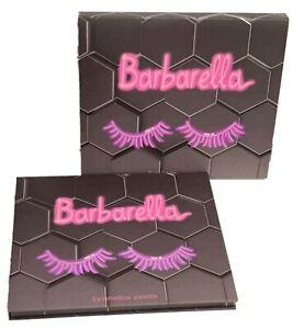 BeeBeauty London Barbarella Black Book Eyeshadow Palette 20 Shades $50