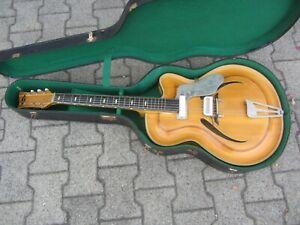Gitarre Musima Record