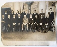 Mid 1910's Photo Of Baseball National League Owners And Executives Type 1 Photo