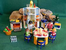 Playmobil Einbauküche 3968-A/2000, mehr Zubehör, ohne OVP!