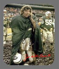 Item#5193 Joe Willie Namath Mud New York Jets Facsimile Autographed Mouse Pad