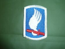 ORIGINAL 173RD AIRBORNE PATCH NOT REPRO 1967 SEE PICS