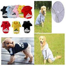 Adidog Hoodie Jumpsuit Winter Coat Pet Cat Puppy Clothes Warm  Coat Jacket