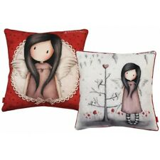 Pilow Santoro Gorjuss GOR-7774C Elegant High-Quality Cushion 40 x 40 cm