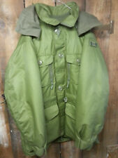 Canadian Army 3-Pc IECS Combat Parka Gore-Tex Arctic - Genuine Issue Size 7040