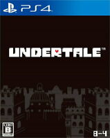 UNDERTALE Sony Playstation 4 PS4 Video Games From Japan Tracking NEW