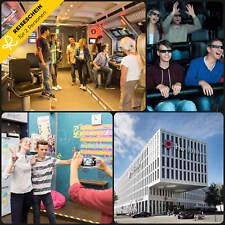 3Tage 2P 4★S H4 München Bavaria Filmstadt Kurzurlaub Hotelgutschein Urlaub Reise