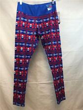New York Rangers Womens Size M Medium Blue Yoga Pants Leggings MSRP $50