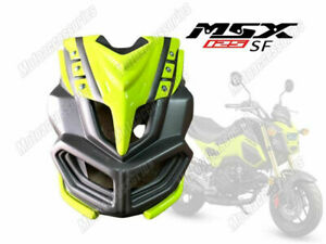 WINDSCREEN FRONT WINDSHIELD FAIRING COVER FIT HONDA MSX GROM 125 SF 16-2019