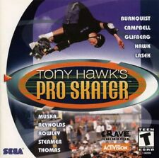 Tony Hawk's Pro Skater (2000) Brand New Factory Sealed USA Dreamcast Game