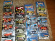 20 LOT Hot Wheels VOLKSWAGEN VW Drag Bus 1996 FIRST EDITIONS 100% ARMY AIR FORCE