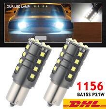 2x 1156 BA15S 24SMD Blinker LED Rücklicht Lampe 3030 P 21W Birne Glühlampe 12V