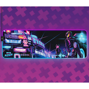Steelseries Neon Rider QCK Prism XL CS:GO Limited Edition Mouse Pads