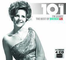 Brenda Lee - I'm Sorry (The Best Of) - 4CD Box Set