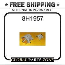 8H1957 - ALTERNATOR 24V 35 AMPS.  fits Caterpillar (CAT)