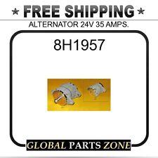 8H1957 - ALTERNATOR 24V 35 AMPS.  fits Caterpillar (CAT)