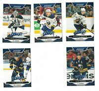 Buffalo Sabres 2019-20 Upper Deck MVP BLUE PARALLEL Team Set FACTORY SET