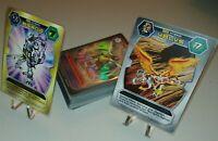 Digimon D-Tector Card Game 66 Card Lot - DT-66 Lobomon Gold Spirit Card