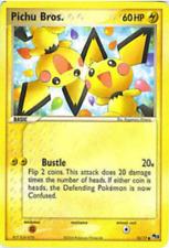 Pokemon Cards Pichu Bros. POP 3 Promo Common 16/17 NM