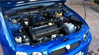 Carbon Fiber Cold Air Intake Kit Performance For 2001 2002 2003 2004 2005 MG ZR