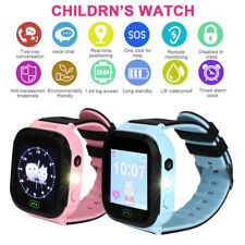 Anti-Lost Smart Watch GPS GSM Locator Touch Screen Tracker SOS for Kids Children