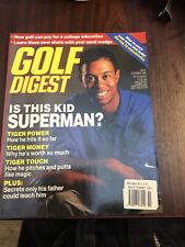 Golf Digest magazine November 1996