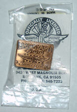 Vintage Indianapolis Motor Speedway IMS NASCAR 1995 Brickyard 400 Lapel Hat Pin
