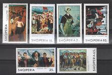 1970 Albania. Albanian  Stamps. National Galery. MNH.