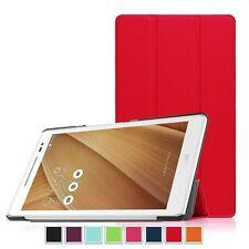 Tablethutbox Ultra Slim Lightweight Case for ASUS ZenPad 8.0 Z380 8 Inch Tablet Red