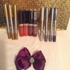 Palladio Makeup Lot 12 Piece Assort Lip Gloss Herbal Shadow & Liner All Sealed