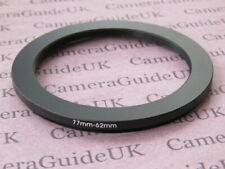 77mm to 62mm 77mm-62mm Stepping Step Down Filter Ring Adapter
