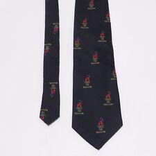 Men's Sport Olympic Games Collection Tie 1996 Atlanta Torch 100% Silk RM Sport