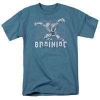 Brainiac T-Shirt DC Comics Sizes S-3X NEW