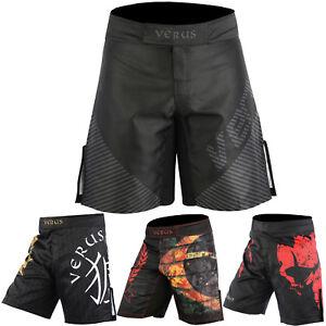 VERUS MMA Grappling Shorts Kick Boxing Cage Fight Muay Thai Training Martial Art