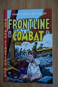 EC Reprint Frontline Combat #10 (Nov,1997) Modern Age Comic