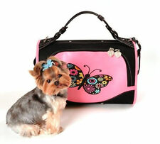 Canvas dog purse totes for sale ebay pet flys altavistaventures Image collections