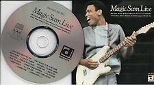 Magic Sam – Magic Sam Live CD Album  ,1981