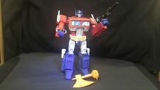 Transformers Masterpiece Custom Cel Shaded Optimus Prime MP-10