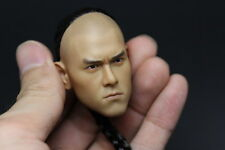 1/6 Scale Chinese Actor Peng Yuyan Head Sculpt Carving Model Action Figure