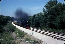 TN Chessie Steam Special 614 - Original Slide - Munroe Falls, NY