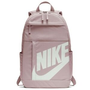 Nike Elemental 2.0 Pink Gym School Backpack Rucksack Bag BA5876-516 21L