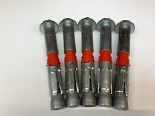 5x HILTI Schwerlastanker HSL-TZ M12/25 45859/6 Schwerlastdübel Ankerbolzen 8.8