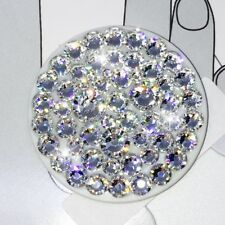 Bling Authentic PopSocket w/ Clear Swarovski Crystals PopSockets iPhone X Galaxy